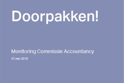 Doorpakken 2018 Monitoring Commissie Accountancy
