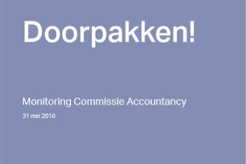 Doorpakken 2018 Monitoring Commissie Accountancy