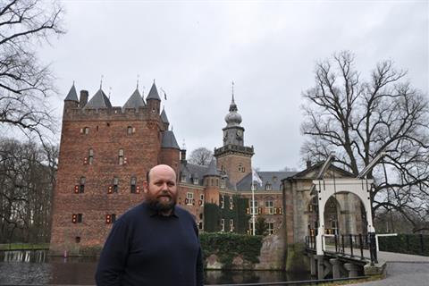 John Dumay visiting prof