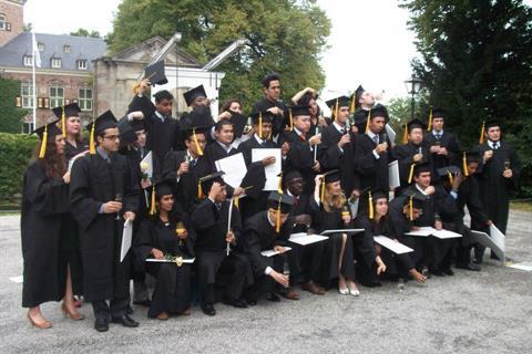 IMBA graduation 2014