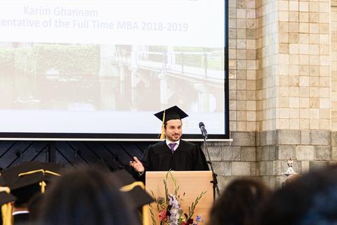 Karim Ghannam Graduation 2018-2019