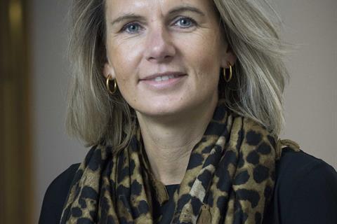 Lizette Belksma professionele foto.