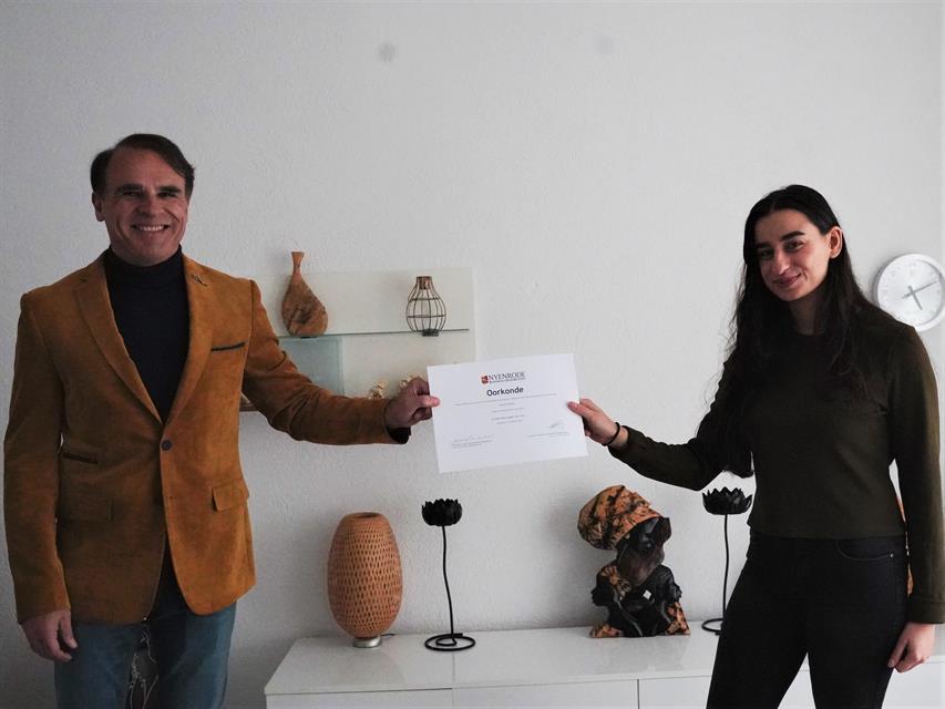Seren Güven 3de prijs BW Opinieprijs 141020 website