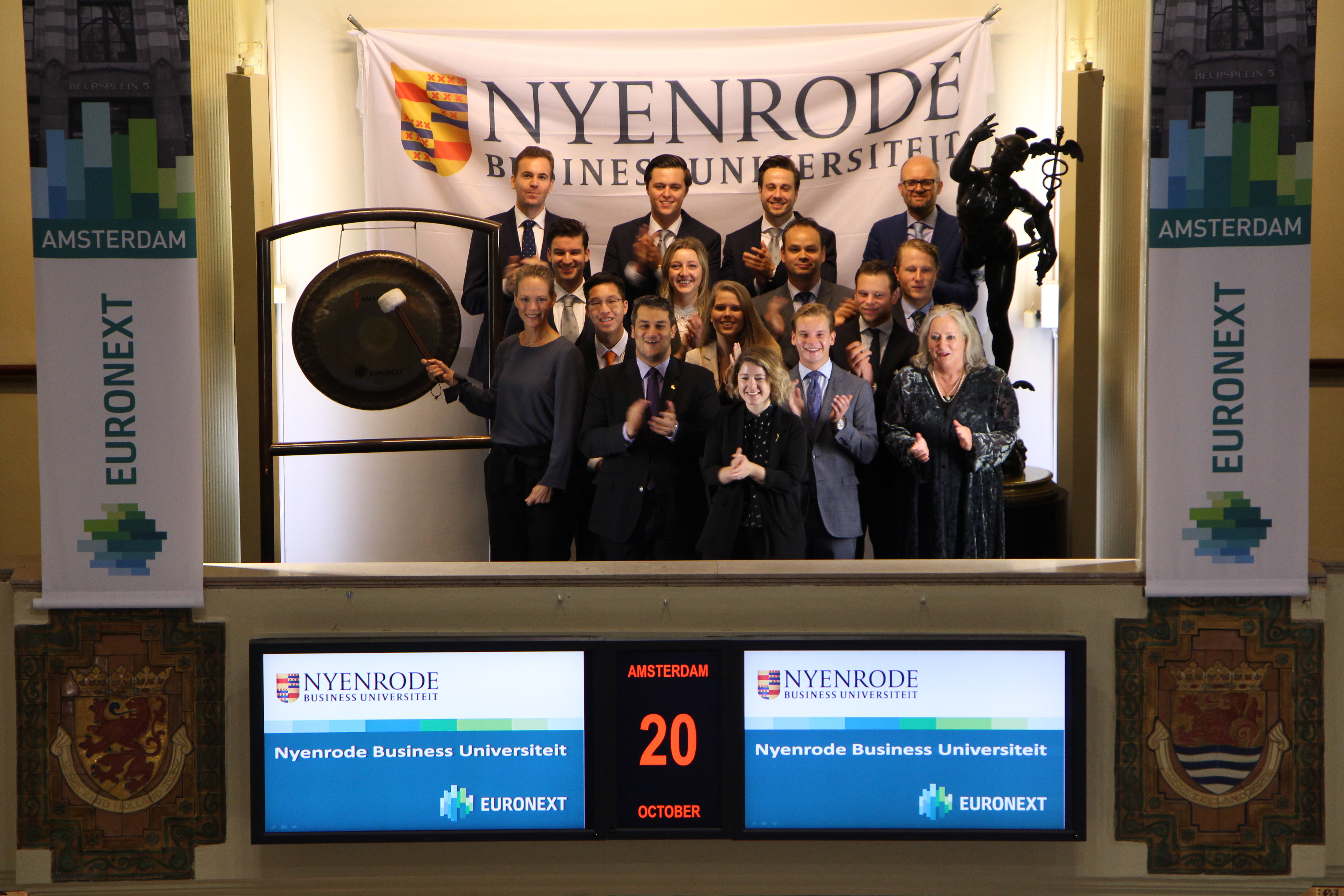 Nyenrode Business Universiteit Opening