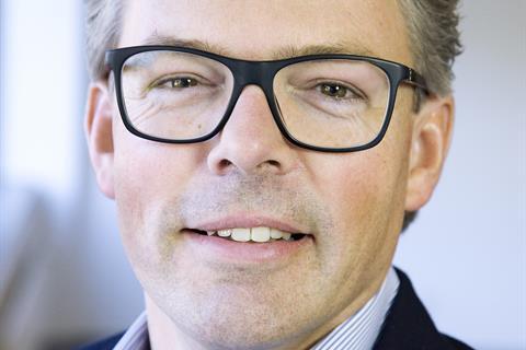 Olof Bik portret
