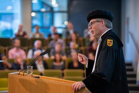 Oratie Olof Bik