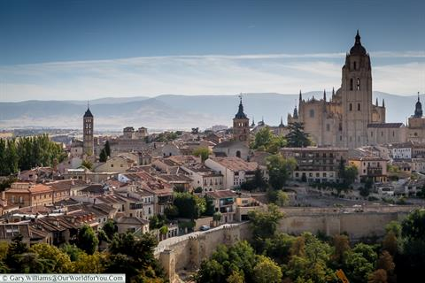 The-city-from-the-Alcazar-Segovia-Spain