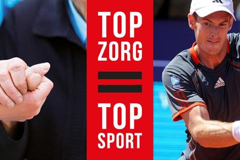 Topzorg = Topsport
