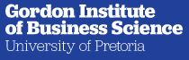 Gordon Institute of Business Science - University of Pretoria