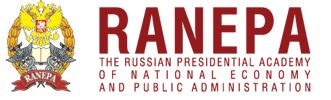 RANEPA Russian Presidential Academy of National Economy and Public Administration