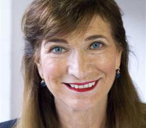 Annemieke Roobeek (portret)