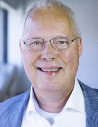 Edward Groenland portret