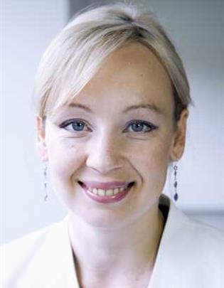 Julia Levashova portret