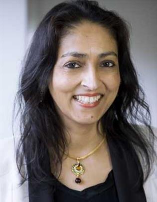 Sharda Nandram portret