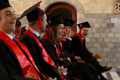 BScBA graduation