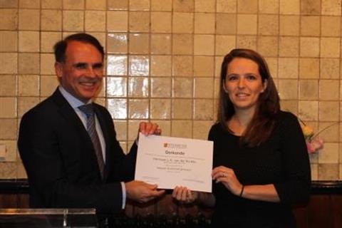 Ruud Vergoossen en Laura van der Bij web