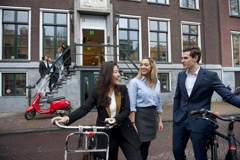 Full-time MSc Amsterdam