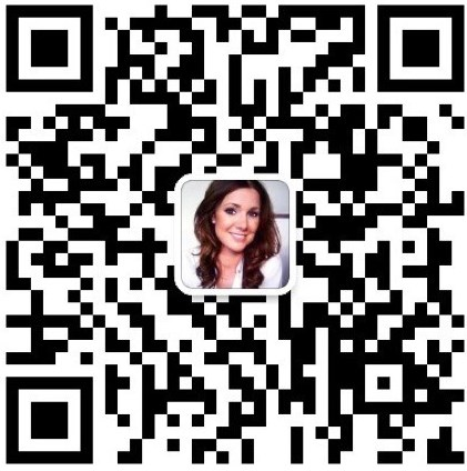 QR code WeChat Sharon