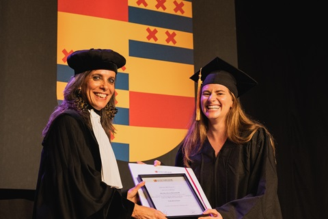 Nyenrode Fulltime MBA alumna Marika Beindorff