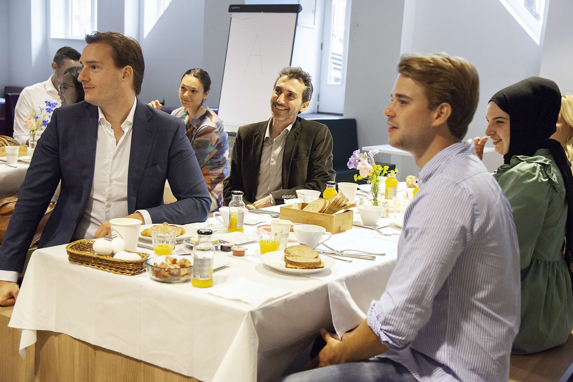 Breakfast Session Impact Matters 03