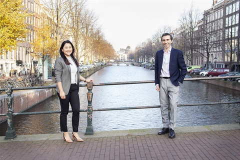 FTMBA Albert Maouad and Beth Salas