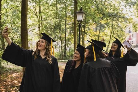 Fulltime MBA Afstudeerceremonie 2021