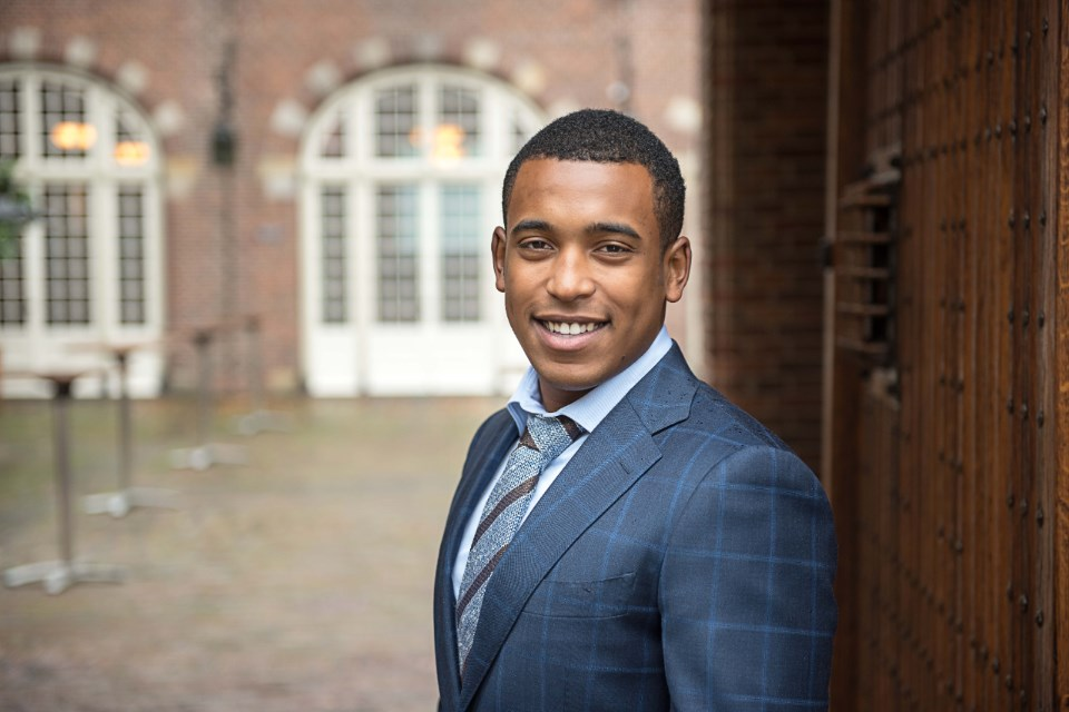 Nyenrode Fund - Interview scholarship student Darren Aletoe, Master of Science in Management