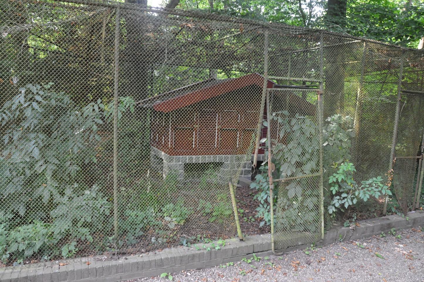 Stichting Nyenrode Fonds - Menagerie - Duivenkooi voor restauratie