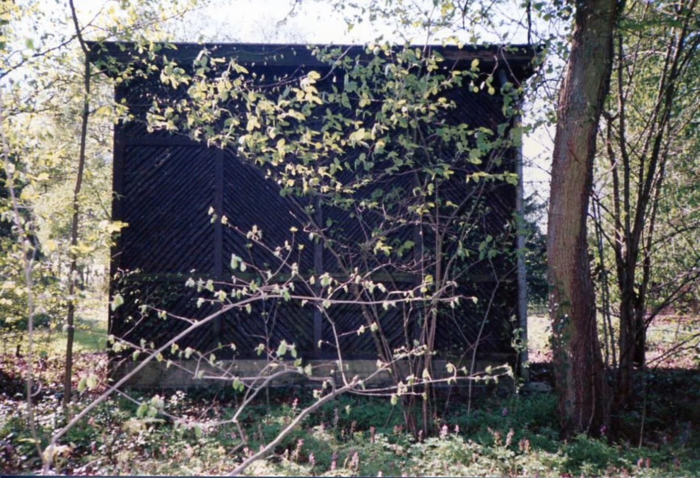 Stichting Nyenrode Fonds - Menagerie - speelprieel, historische foto (2)