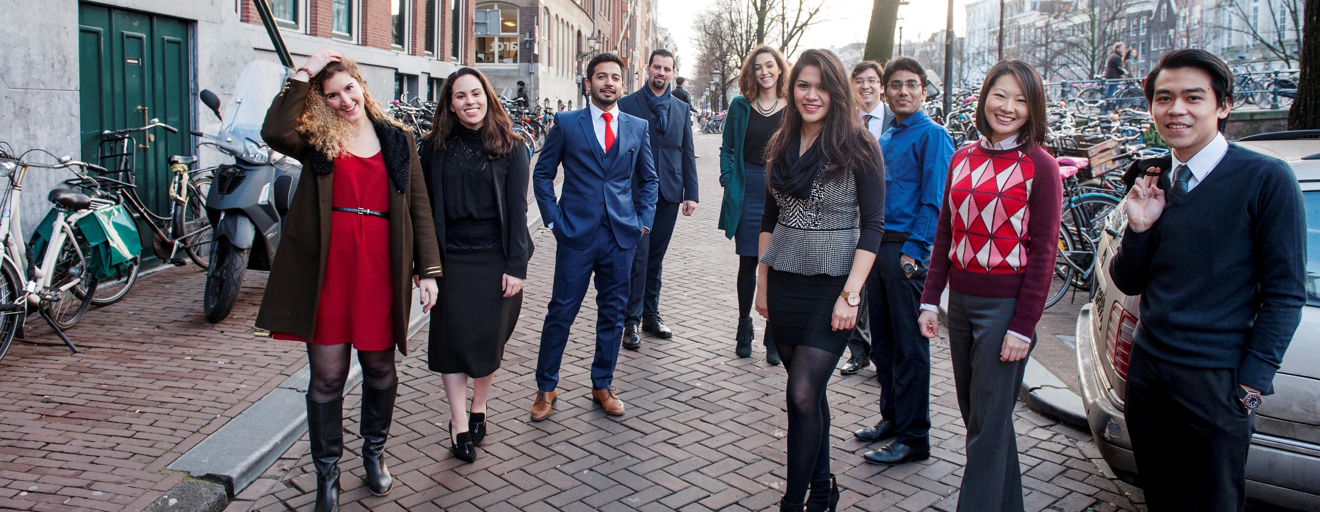 Nyenrode International MBA NNBS gracht